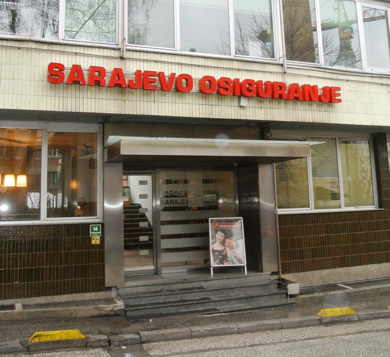 Informacija o poslovanju Sarajevo-osiguranja  u proteklom periodu 2016. godine