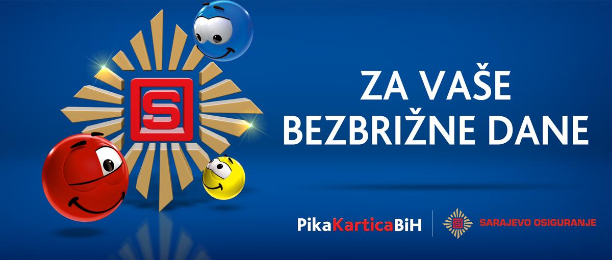 Novi partner Pika Kartica programa lojalnosti – Sarajevo osiguranje i OSING