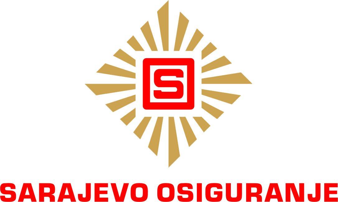 logo sa sarajevo osiguranje - ispod